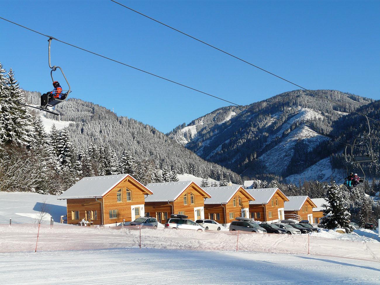 Winterurlaub mit ski langlauf und winterwandern in der for Design hotels skiurlaub